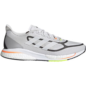 adidas Supernova + Shoes Men, dash grey/footwear white/screaming orange